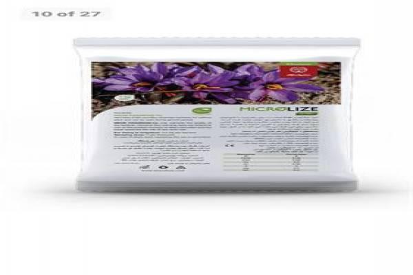 فروش کود زعفران میکرولایز-مشهد