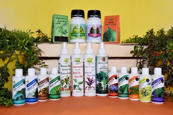 فروش کود و سم ویژه گیاهان آپارتمانی