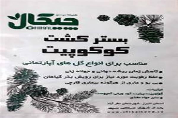 فروش خاک برگ چیکال در نظر آباد