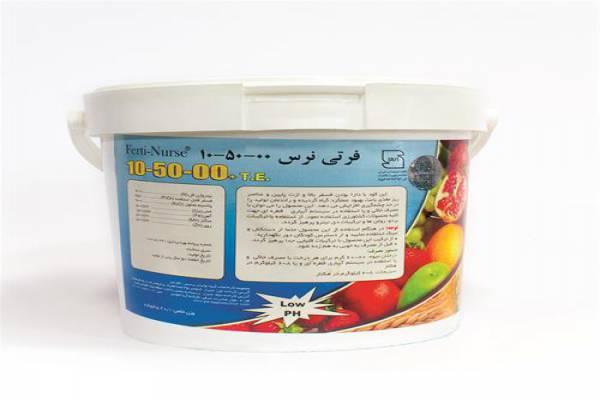 فروش کود ژله ای فسفر بالا 00-50-10-شیراز