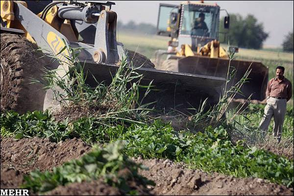 انواع کود و سم در بسته بندی خانگی و کشاورزی -اصفهان