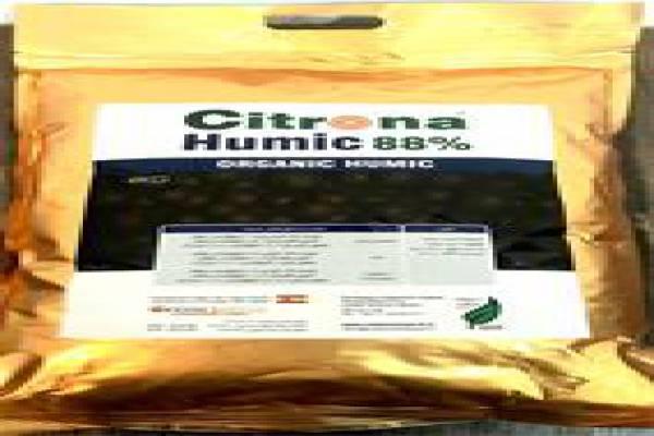 کود هیومیک اسید سیترونا  در سورمق