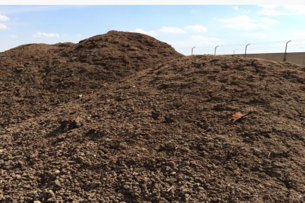 فروش کود کمپوست با تاییدیه جهاد کشاورزی