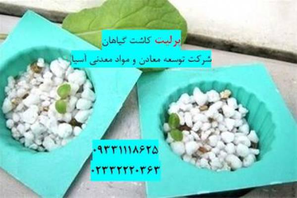 فروش پرلیت کاشت گیاهان در تهران