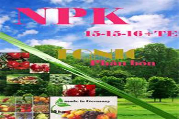 کود شیمیایی NPK 15-15-16 - استان اصفهان